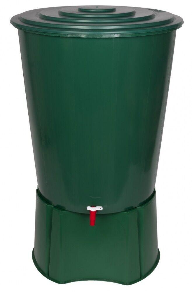 Premium IBC Container Cover Sichtschutz für Regentonne 1000L Tank Abdeckplane