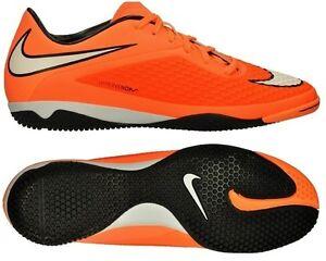Nike-HyperVenom-Phelon-IC-Men-039-s-Indoor-Soccer-Shoes-599849-800-Size-9-5