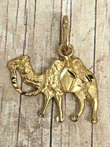 Vintage 14 Karat Yellow Gold Sailboat Charm #4692