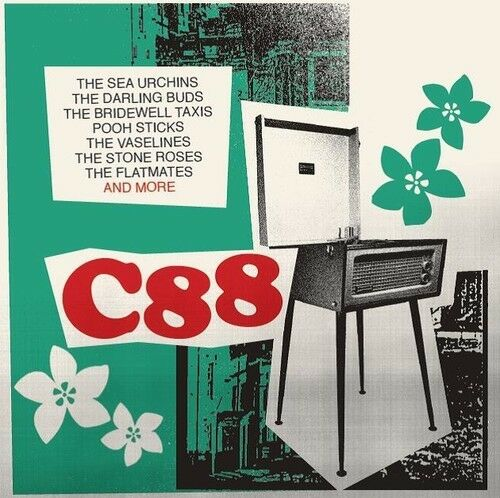 Various Artists - C88: Deluxe 3CD Boxset / Various [New CD] UK - Import