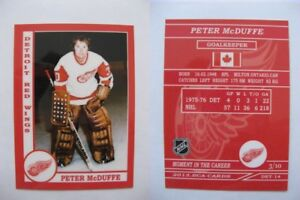2015-SCA-Peter-McDuffe-rare-Detroit-Red-Wings-goalie-never-issued-produced-d-10