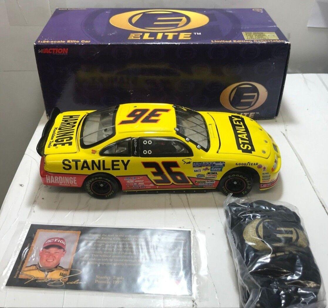 Rcca elite 24 stanley todd bodine   36 stanley 24 1997 pontiac grand prix d05756