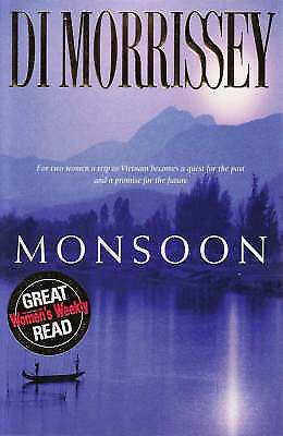 1 of 1 - Monsoon by Di Morrissey (Paperback, 2007)