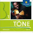 Töne. Hörbeispiele 1 / 4 CDs (2012)