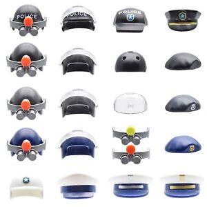 playmobil-Polizei-SEK-Soldat-Helm-Muetze-Barett-Visier-Nachtsicht