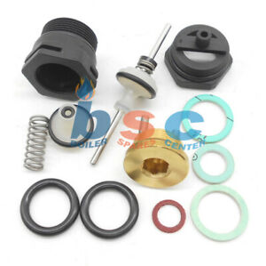 Glowworm-Betacom-24c-30c-Diverter-Valve-Repair-Kit-for-0020064049-amp-by-pass-Nut