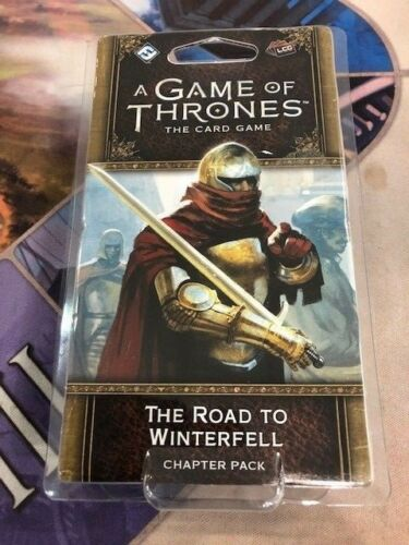 A Game of Thrones 2nd Ed Chapter Pack The Road to Winterfell