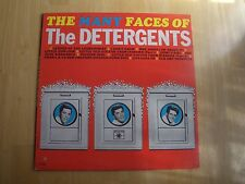 DETERGENTS ~ THE MANY FACES OF  ~ 331/3 RPM RECORD  ~ 1965  LP