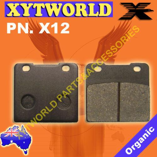 Front Brake Pads Suzuki VS800 VS 800 Intruder VS52A