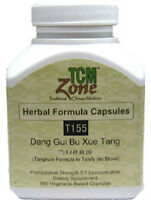 Tcmzone Dang Gui Bu Xue Tang 100 Vcaps