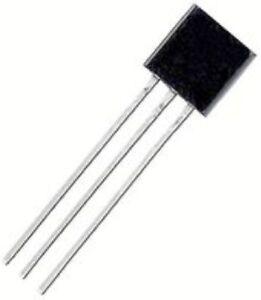 10 Transistoren  MPSA 12