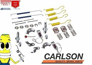 Premium Carlson Brake Drum Hardware Kit for Jeep CHEROKEE 1990-2001