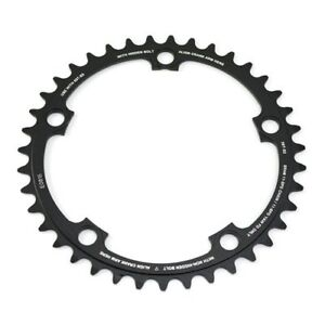 Use with 53T S2 SRAM Red Yaw X-Glide 39T S1 Chainring,130mm BCD 2 x 10 Speed