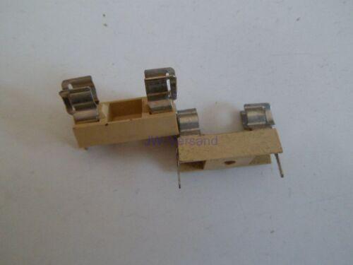 Multicomp Fuseholder Sicherungshalter MCHTC-15M  5x20mm *Neu*