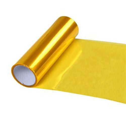 Car Headlight Tint Film Taillight Tail Vinyl Wrap Fog Light Medium Dark Smoke V