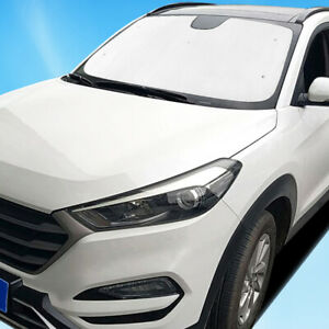 Autotech Zone Sunshade for 2016-2021 Hyundai Tucson SUV Custom-fit Windshield Sun Shade