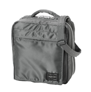 YOSHIDA PORTER TANKER WAIST BAG 622-68723 Silver gray With tracking From JP