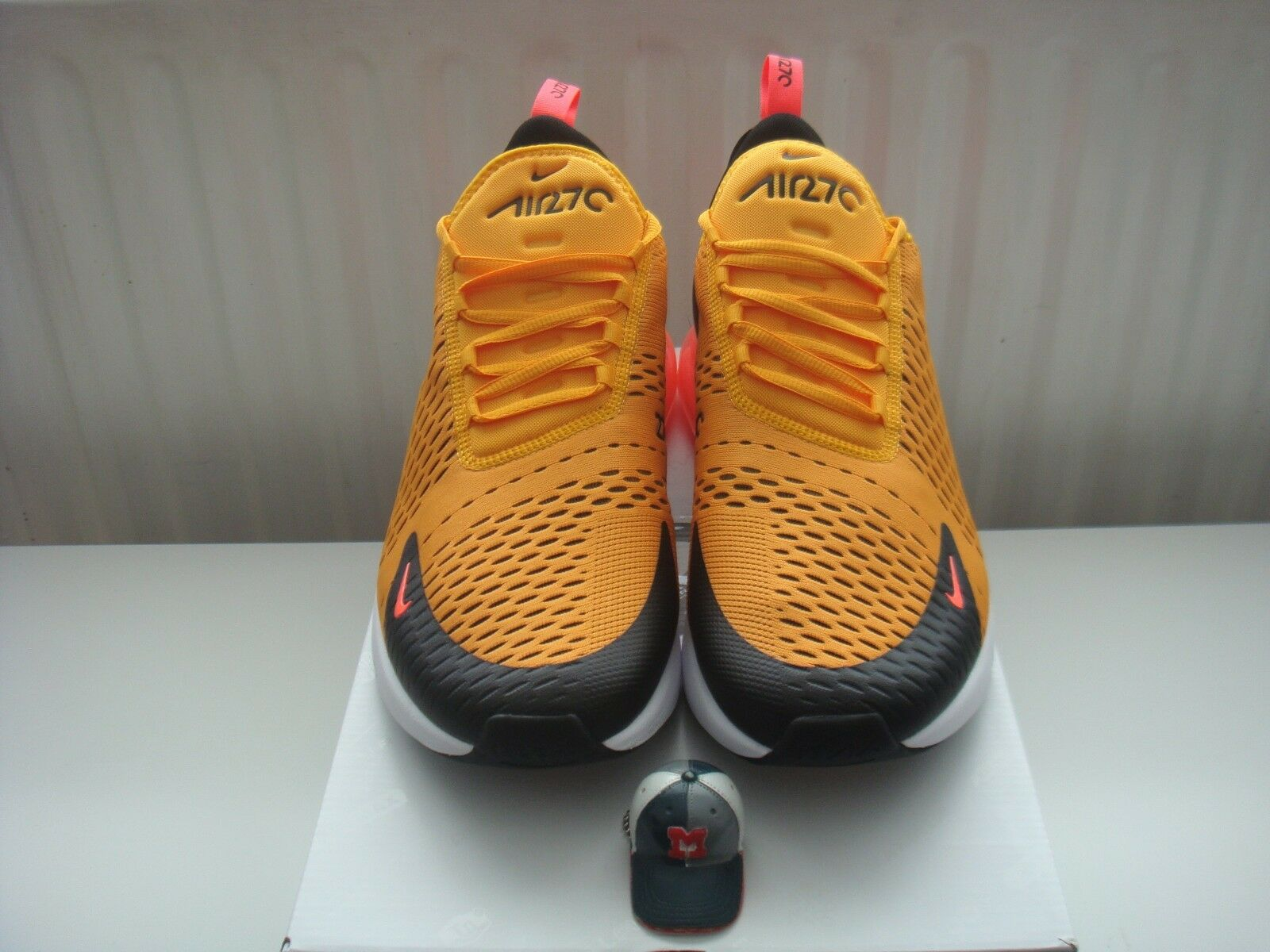 Nike Max 270 Tigre nos 13 UK Air oro 12 12 12 Punzon Hot Wotherspoon animales 1 97 95 a81fb0