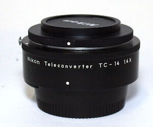 Nikon-TC-14-Telekonverter-AI-analog-nur-fur-Profi-Objektive-ab-200mm