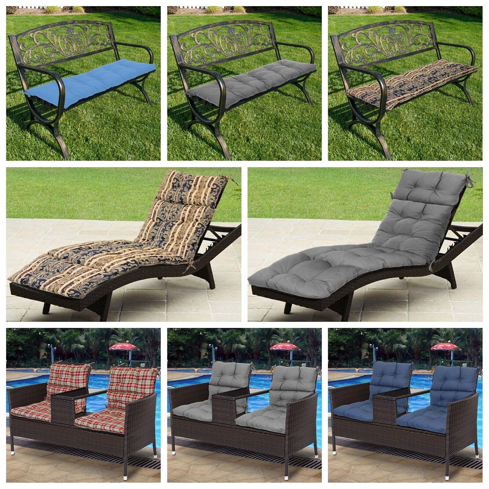 - Esstisch Terrasse Kissen Chaise Lounge Komfort Kissen Polster Sitz