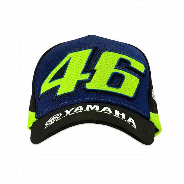 Valentino Rossi 2018 VR46 MotoGP M1 Factory Racing Yamaha Racing Cap