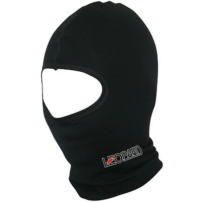 Thermal Cotton Balaclava Motorbike Motorcycle Helmet Soft Masks COVER Black