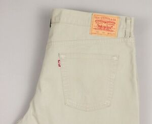 Levi's Strauss & Co Hommes 582 66 Slim Jeans Jambe Droite Taille W42 L28 BCZ935