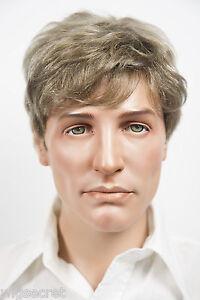 light golden reddish brown with 35 grey blonde medium