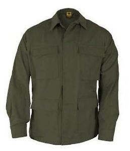 Us Propper Bdu Army Outdoor Loisirs Outdoor Veste Olive Green Ml Medium Long-afficher Le Titre D'origine Divers Styles
