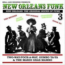 New Orleans Funk, Vol. 3: Two-Way-Pocky-Way, Gumbo Ya-Ya & The Mardi Gras...