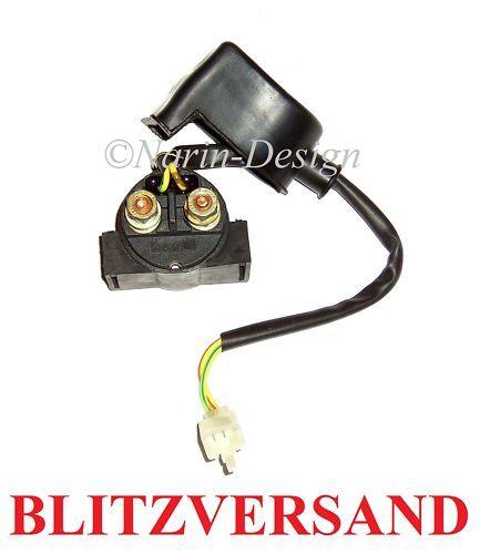 Verbessert /& Verstärkt Magnetschalter Starter Anlasser Relais Relay Kymco QUAD