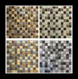 Glas Steinmosaik Natursteinmosaik Schiefer Fliesen Quarzit Mosaik