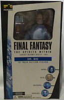 Final Fantasy The Spirits Within : Dr. Sid Boxed Action Figure. (mlfp)