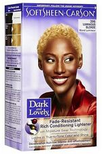Dark and Lovely Fade Resistant Rich Color, No. 396, Luminous Blonde, 1 ea