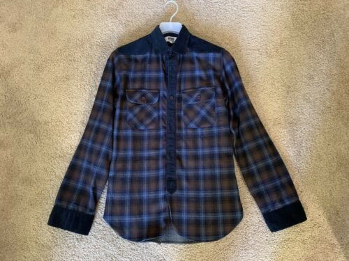 Junya Watanabe Man eYe Pendleton flannel shirt siz