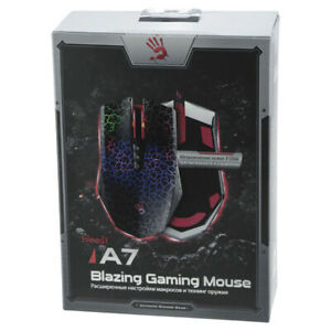 4TECH-Bloody-A7-A70-GAMING-MOUSE-OPTICAL-4000DPI-WIRED-USB-RGB-23G-8-BUTTONS-NEW
