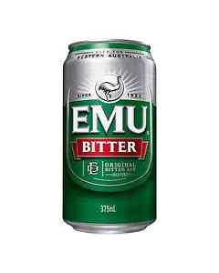 Emu-Bitter-Cans-30-Block-375mL-case-of-30-Australian-Beer-Lager