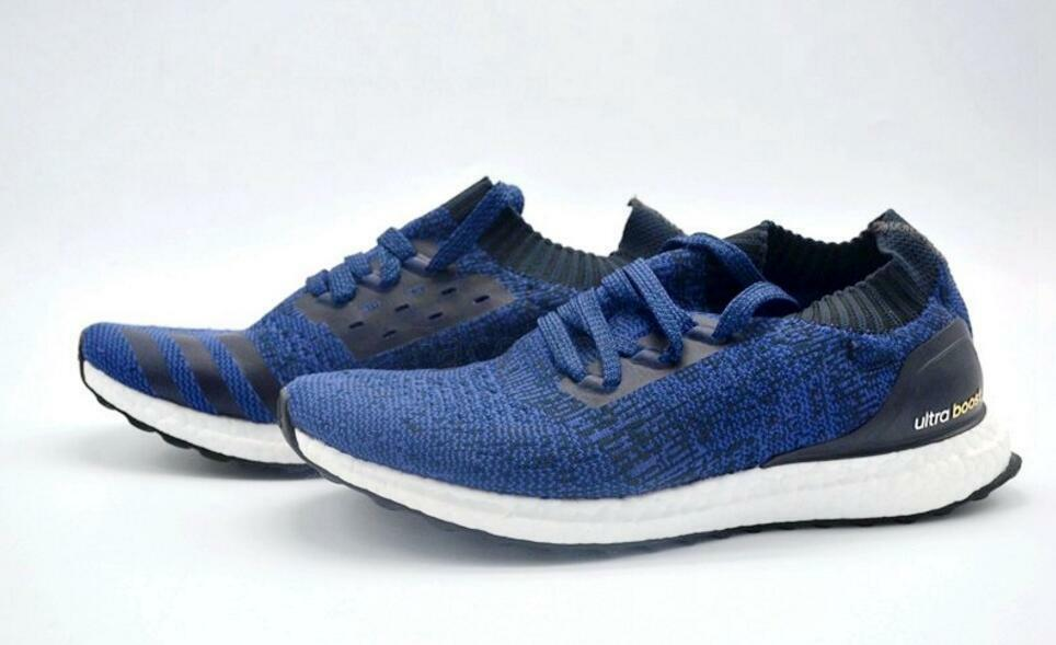 Adidas Ultra Boost Size Uncaged M Blue (Customized) Size Boost 13 [BB4274] 7ed552
