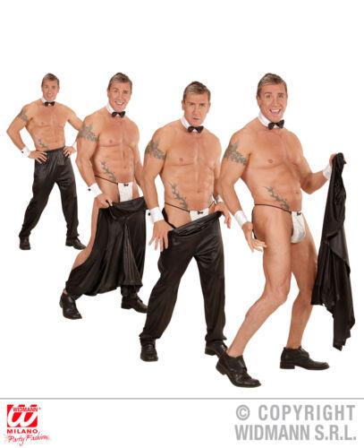 Spogliarellisti Pantaloni CON CHIUSURA IN VELCRO-STRIP Pantaloni Taglia M//L-Strip Pantaloni party gag M//L