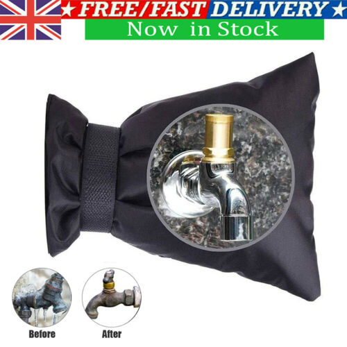 Outdoor Tap Covers Frost Insulated Winter Faucet Protector Thermal Anti-frozen