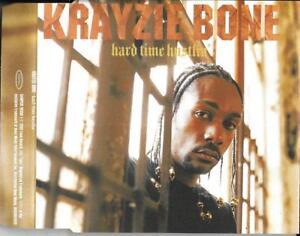 MAXI-CD-COLLECTOR-1-TITRE-KRAYZIE-BONE-DE-2001