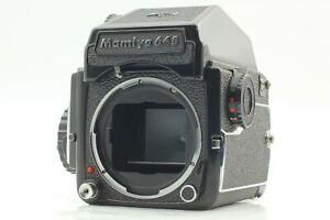 Quase-perfeito-Mamiya-M645-1000S-Ae-Prisma-Localizador-de-corpo-de-camera-de-filme-Japao-339