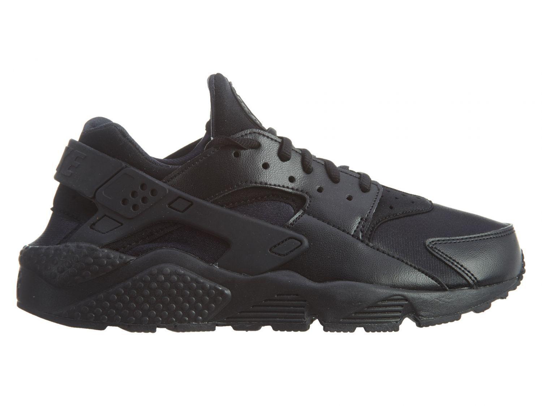 Nike Air Huarache Run Womens 634835-012 Black Running Training Shoes Size 11.5