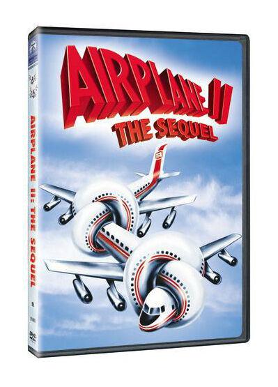 Airplane II The Sequel Robert Hays, Julie Hagerty, Lloyd Bridges, Raymond Burr - $6.19
