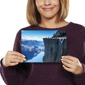A5-Majestic-Preikestolen-Stavanger-Norway-Print-21x14-8cm-280gsm-16351