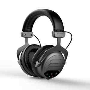 DETEKNIX-PRO-W3-Wireless-cuffie-3-5mm-mm-Jack-spina-VERSIONE