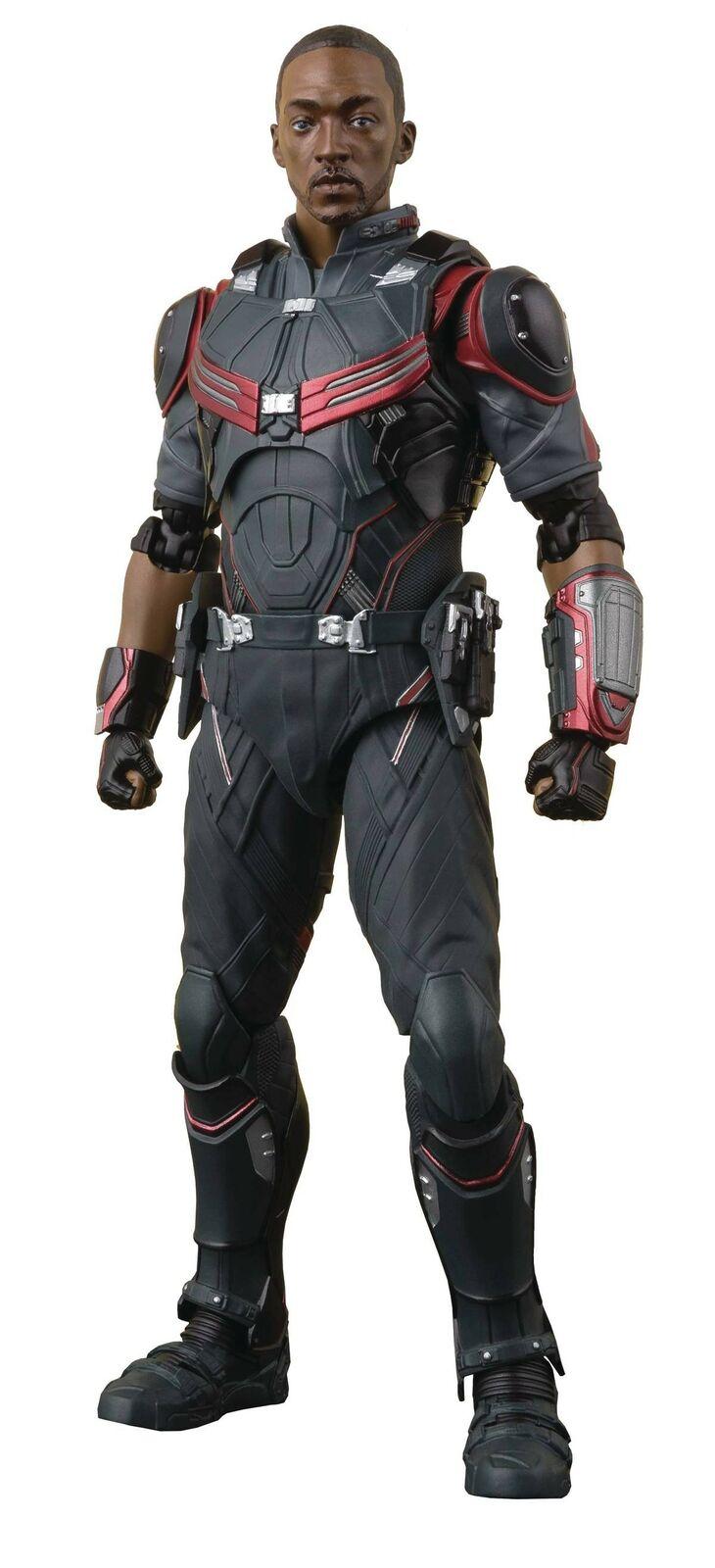 Marvel Avengers Infinity  War S.H. Figuarts Falcon azione cifra  economico e alla moda