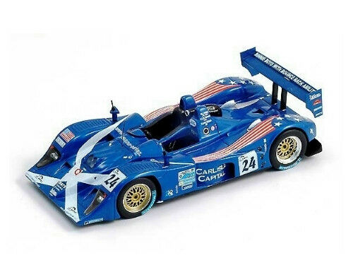 Spark 1 43 Lola B05 40 Zytek Binnie Motorsports Le Mans 24h 2006  24