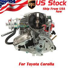 New Carburetor For 1987-1991 Toyota 4AF Corolla 1.6L 2 Barrel Latin Version 1P