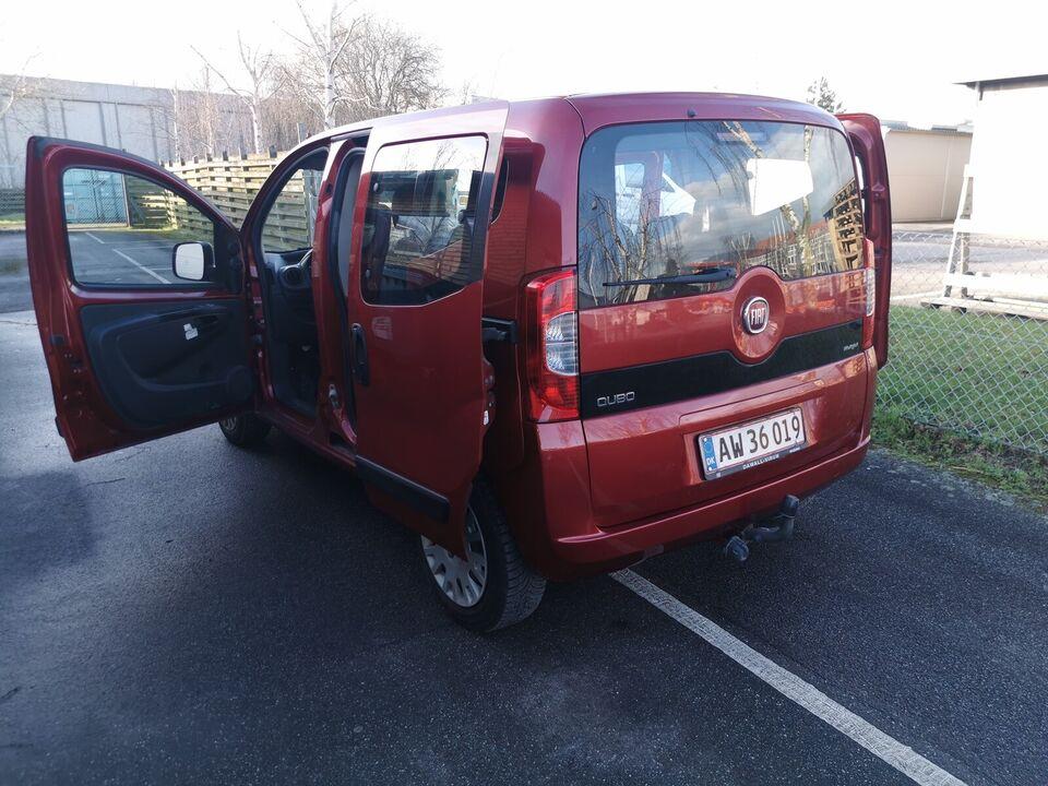 Fiat Qubo, 1,3 MJT 75 Active, Diesel